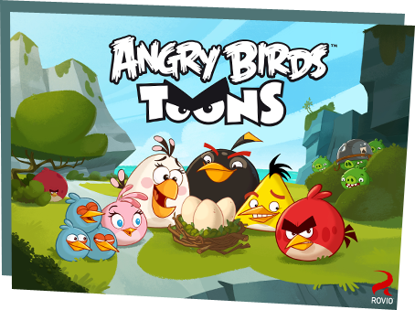 Angry Bird Toon Picture