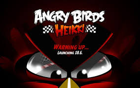 Angry Birds wallpaper titled Angry Birds Heikki