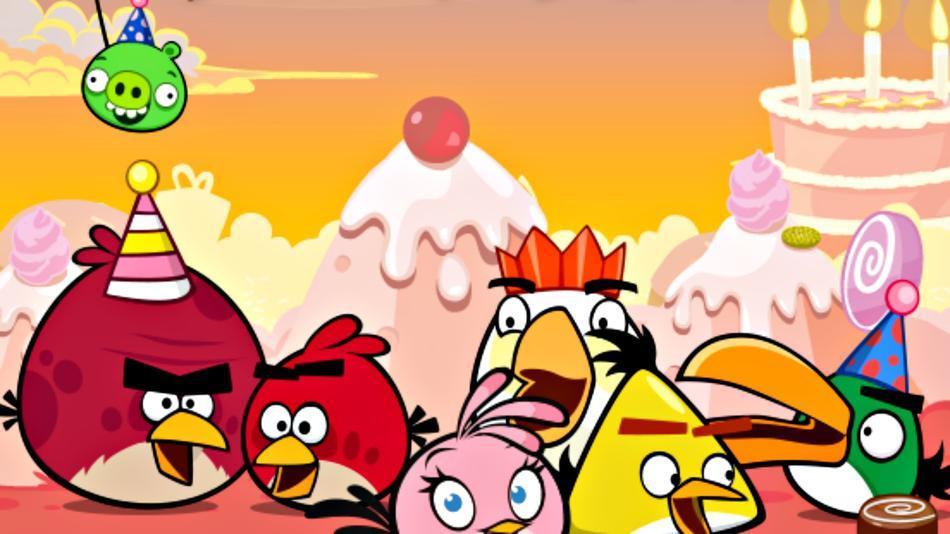 Angry birds rio wallpaper for windows 7