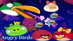 Angry Birds মহাকাশ