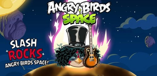 angry birds wallpaper probably containing anime entitled Angry Birds luar angkasa