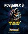 Angry Birds Star Wars-May the birds be with you!