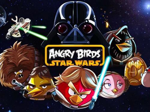 Angry Birds estrela Wars