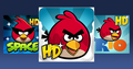 Angry Birds Trio - angry-birds photo
