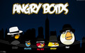 Angry Birds - angry-birds wallpaper