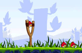 angry birds wallpaper called Angry Birds