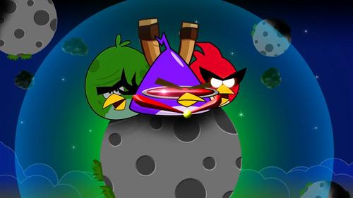 Angry Birds (Энгри Бердс)