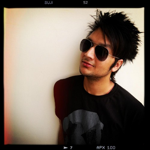 Emo Boys wallpaper containing sunglasses titled Ansh