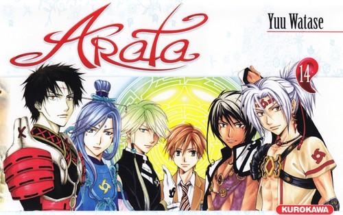 Akachi, Yorunami, Yataka, Arata Hinohara, Kugura and Kannagi