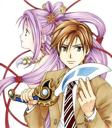 Kotoha and Arata Hinohara