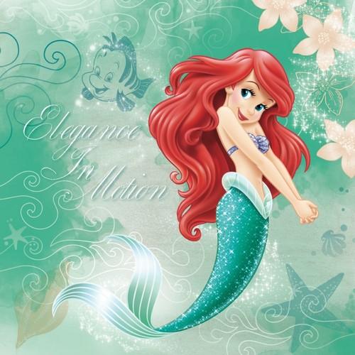 Ariel پیپر وال titled Ariel