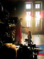 Arwen : BTS shot!  - arthur-and-gwen photo