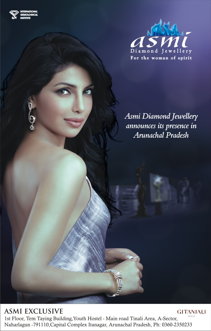 Asmi Jewellery Ads India Asmi Diamond Jewellery