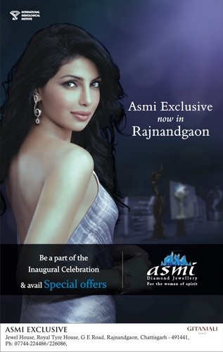 Asmi Diamond Jewellery - For the Women of Spirit