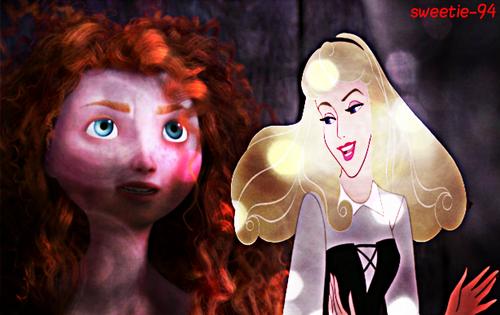 Aurora & Merida