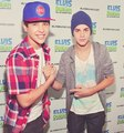 Austin & Justin♥ - austin-mahone fan art
