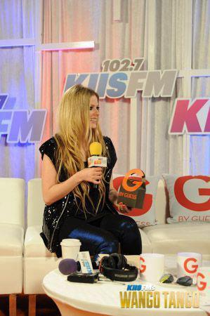 Avril Lavigne Wango Tango