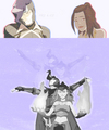 Azula and Tahno - avatar-the-legend-of-korra photo