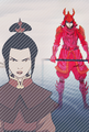 Azula (original sketch) - avatar-the-last-airbender photo