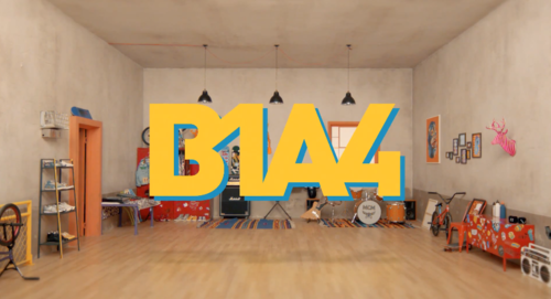 B1A4 - What's Happening? MV