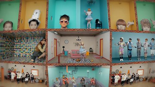 B1A4 - What's Happening? MV