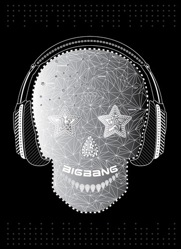 BIGBANG 4th Mini-Album Cover