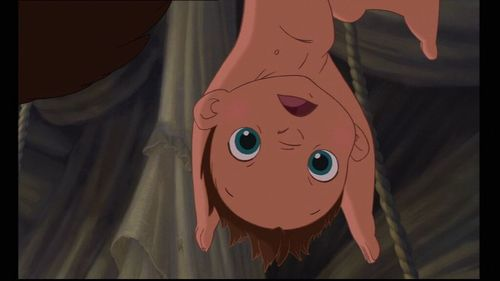 Baby Tarzan