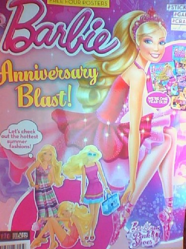 Barbie Magazine Issue No. 8 (Final Version)