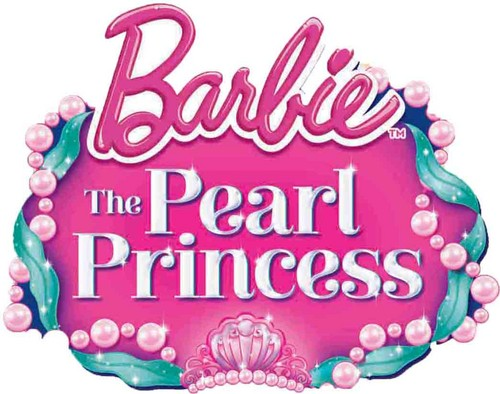 búp bê barbie in the Pearl Princess logo (big)