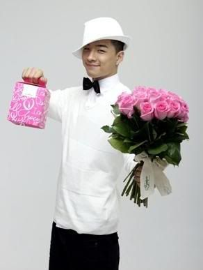 Baskin Robbins Flower Photoshoot (2008)