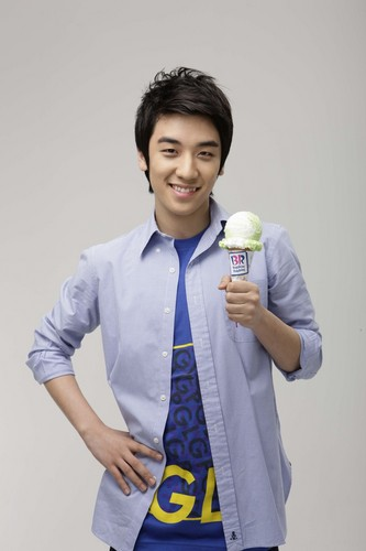 Baskin Robbins Photoshoot (2008)
