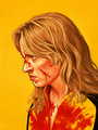 Beatrix Kiddo - quentin-tarantino fan art