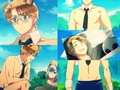 Beautiful World - hetalia photo