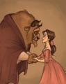Beauty &amp; Beast - beauty-and-the-beast photo