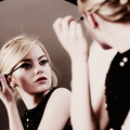 Behind The Scenes Revlon Lash Potion Mascara [2013] - emma-stone photo