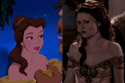 Belle's Celebrity Look Alike