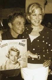 Bette And Longtime Friend, Barry Manilow In The Recording Studio