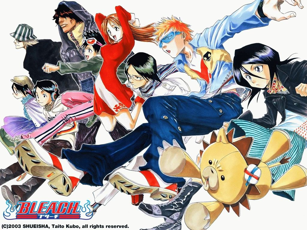 Anime Characters For Sale : Bleach manga images hd wallpaper and background