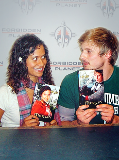 Bradley and angel