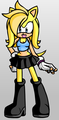 Bubbles The Hedgehog - sonic-girl-fan-characters fan art