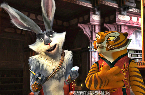 Bunnymund/Tigress