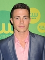 CW Upfront Event in NYC - colton-haynes photo