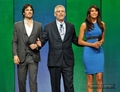 CW Upfronts - ian-somerhalder-and-nina-dobrev photo
