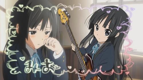 Cagayake Girls!! Mio!!