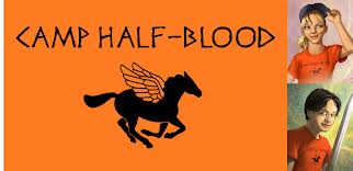 Camp Half Blood logo ;)