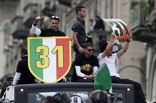 Campioni d'italia 2013
