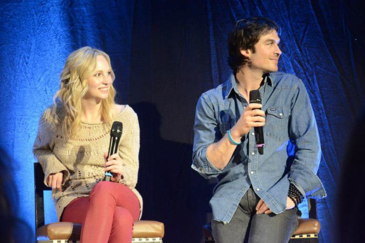 Candice at Bloody Night Con 欧洲 - Brussels (May 2013)