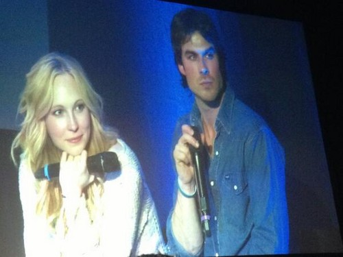 Candice at Bloody Night Con ヨーロッパ - Brussels (May 2013)