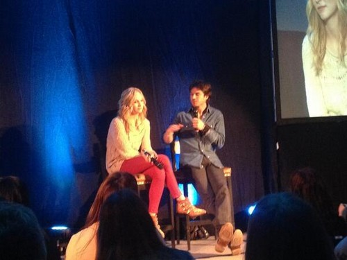 Candice at Bloody Night Con Europe - Brussels (May 2013)