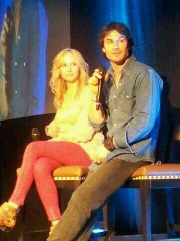 Candice at Bloody Night Con Eropah - Brussels (May 2013)